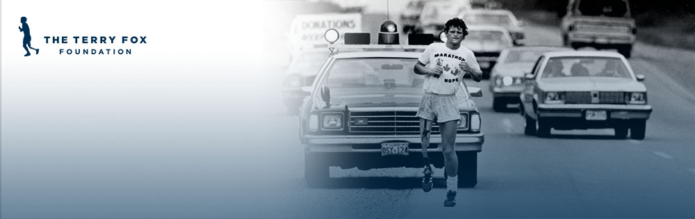 Ajax Terry Fox Run